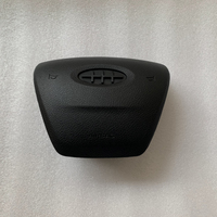 Car Plastic Cover For FOCUS Steering Wheel Cover With Emblem Steering Covers    -
