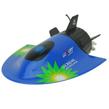 купить Rc Submarine Mini Rc Fishing Boat High Speed Racing Boat 27Mhz Radio Remote Control Submarine Toys for Children Gift Outdoor Toy дешево