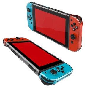 Image 2 - Sac à dos Transparent housse de protection pour Nintendo Switch NS NX étuis housse pour Nintendo Switch Ultra mince PC sac Transparent