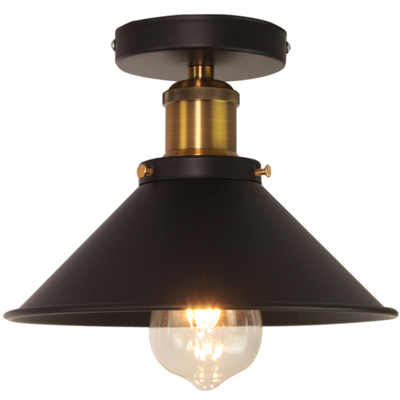 Industrial Ceiling Light Vintage Ceiling Lamp Adjustable Led American Country Ceiling Lamp Home Lighting Living Room|Ceiling Lights| |  - title=