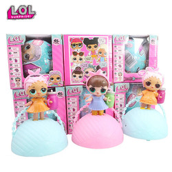 Глиттер серии Bling Lil, сестры глаз, LOL сюрприз, LOL, куклы под завязками, цели волос L.O.L, конфетти, поп, серия домашних животных