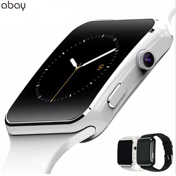 2020New Smart Watch with Camera Touch Screen Support SIM TF Card Bluetooth Smartwatch Men Women For iPhone Xiaomi Android IOS