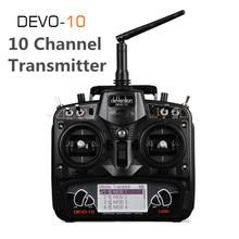 Walkera DEVO10 2.4GHz 10CH Transmitter& RX1002 10CH Receiver