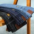 Men's Classic Regular Fit Modal Jean 2021 Summer New Arrivals Men's Business Casual Straight Men Jeans Pants 40 42