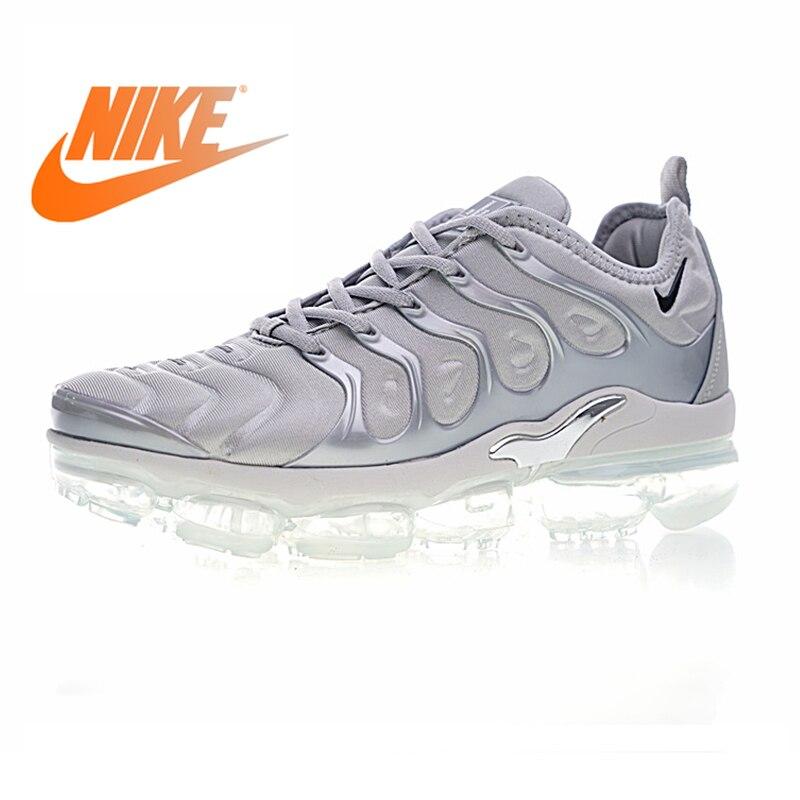 Nike Air Vapormax Plus TM Men's Breathable Running Shoes Sport Outdoor Sneakers Athletic Designer Footwear 924453-005
