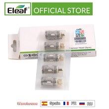 5 قطعة/الوحدة الأصلي Eleaf ECL 0.18ohm/0.3ohm رئيس SS316 50 80 واط ل iJust S/Lemo 3/iJust 2/iJust 2 mini/melo 3/melo 2/melo البخاخة