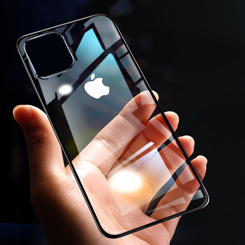 Bright Crystal Clear Case for iPhone 11/11 Pro/11 Pro Max 2