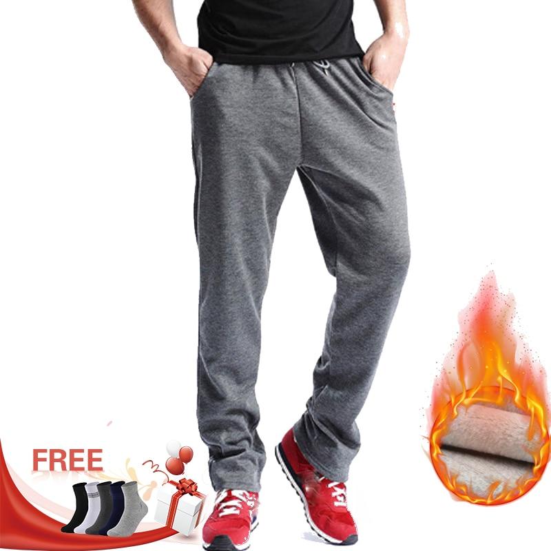 E-BAIHUI New Men Gyms Pants Mid Cotton Men's Sporting Workout Fitness Pants Casual Sweatpants Jogger Pant Skinny Trousers MJ001