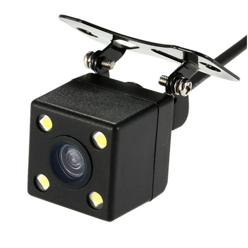 Driving Recorder Rear Camera Universal High-definition Plug-Small Squares After Pull Webcam Factory Direct Selling