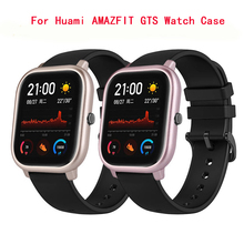 Protective Case for Xiaomi Huami Amazfit GTS Watch PC Case Cover Frame Protector Electronics Wearable smart Accessories cheap choifoo Cases Adult For Huami Amazfit GTS Watch