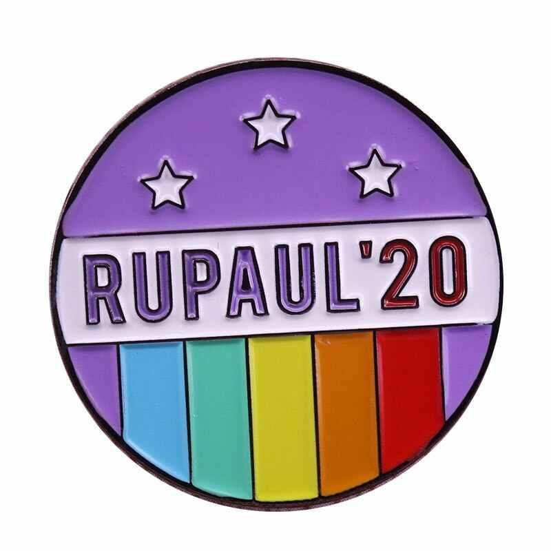 LGBTQ emaille pin homosexuell & lesben brosche nizza subtile stolz acces für rucksack jacken