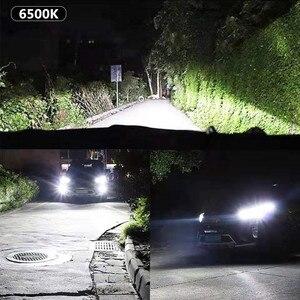 Image 5 - חדש הגעה H4 Led H7 canbus lampada רכב פנס נורות H11 LED HB3 9005 HB4 9006 מנורות 6500K 12V 16000LM אוטומטי Led ערפל אורות