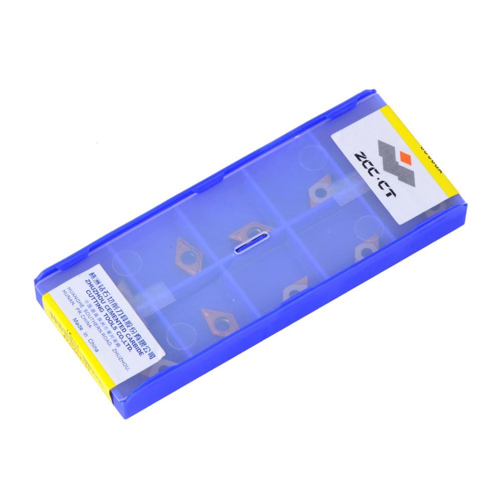 2016 nuovo inserto di tornitura CNC DCMT070204-AHF YB9320 ad alte - Macchine utensili e accessori - Fotografia 5