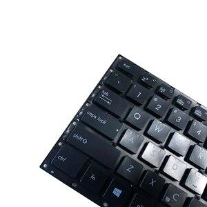 Image 2 - Новая английская черная клавиатура для ноутбука Asus G750 G750JH G750JM G750JS G750JW G750JX G750JZ