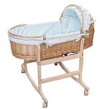 Panier de couchage Portable pour nouveau-né, berceau en coton coloré pour bébé
