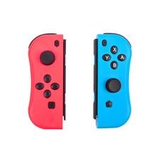 Nintendo переключатель игровой ручки Joy Con Bluetooth беспроводной сделано в фарфоровая ручка NS Горизонтальный захват