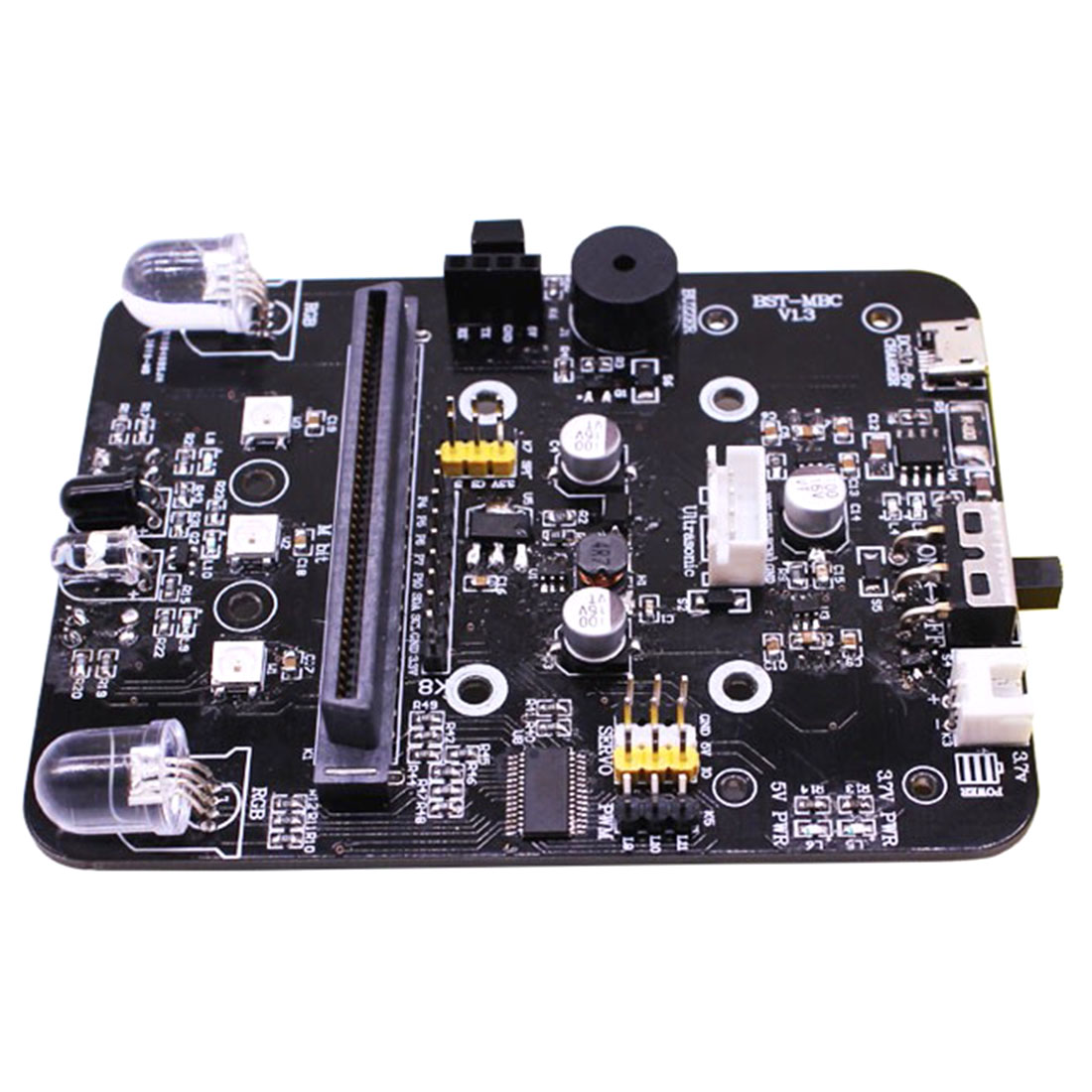 Multifunction Expansion Board Learning Kit For Stem Maker Education Brain-Training Toy For Kids Educational Toys Birthday Gift