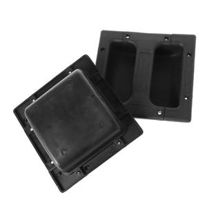 Image 4 - Altavoces de sonido de repuesto, mango empotrado para armario de amplificador de guitarra, 2 uds.