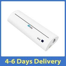 Imprimante thermique Portable A4, papier de Test, imprimante Photo BT, batterie intégrée, prise EU/US/UK