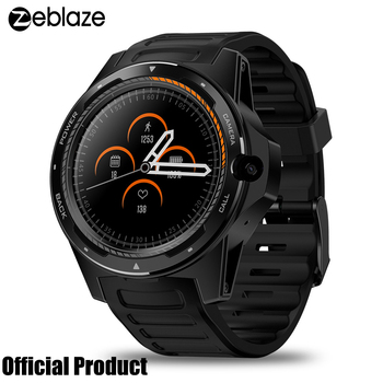Zeblaze Thor 5 Dual-system dual-chip smart watch bracelet with long standby 8 million pixels 2+16G RAM ,watch for men and lady