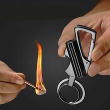 Честный карабин зажигалка с постоянным сочетанием для страйков