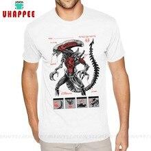 Prometheus Alien Covenant Anatomy Wholesale T Shirts Over Size For Men 3D Printed Photo T Shirts
