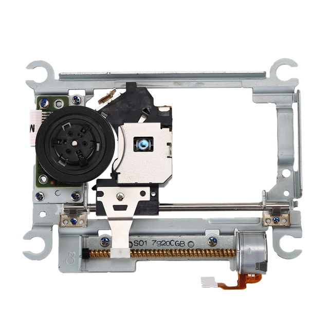 TDP 182W Laser Lens with Deck Mechanism, Game Machine Replacement Laser Lens for PS2 Slim/Sony/Playstation 2 Optical 7700X 77XXX