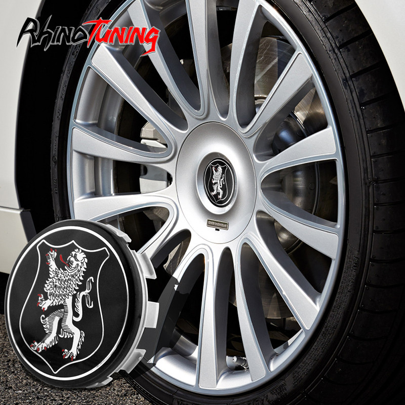 68mm 4pcs Germany Bavaria Coat Of Arms Car Wheel Center Caps Rim Hub Cover Emblem For 1 3 5 6 7 M3 M5 X1 X3 X5 <font><b>36136783536</b></font> image