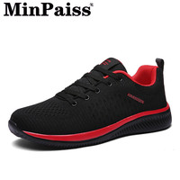 New Mesh Women Casual Shoes Lac-up Men Shoes Lightweight Comfortable Breathable Walking Sneakers Tenis Feminino Zapatos
