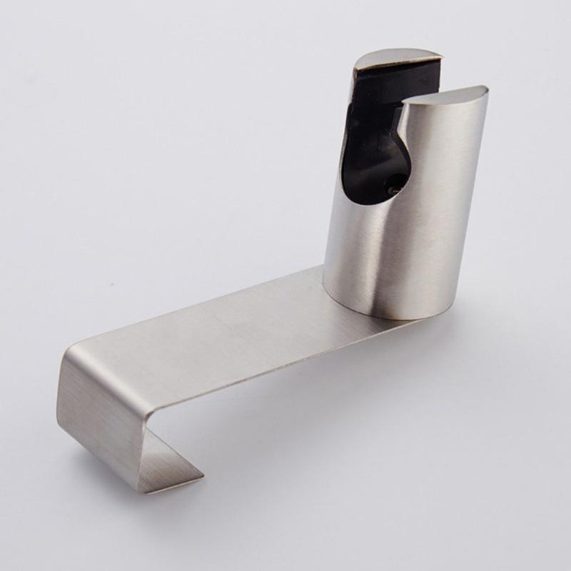 Bathroom HandHeld Sprayer Holder Shower Head Bracket Bidet Spray Head Attachment 35EC