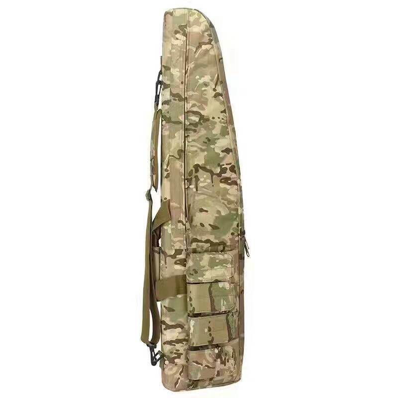 100CM Oblique Mouth Different Size Bags Tactical Bag Tactical Fishing Bag Camouflage Outdoor Backpack Multi-functional Backpack
