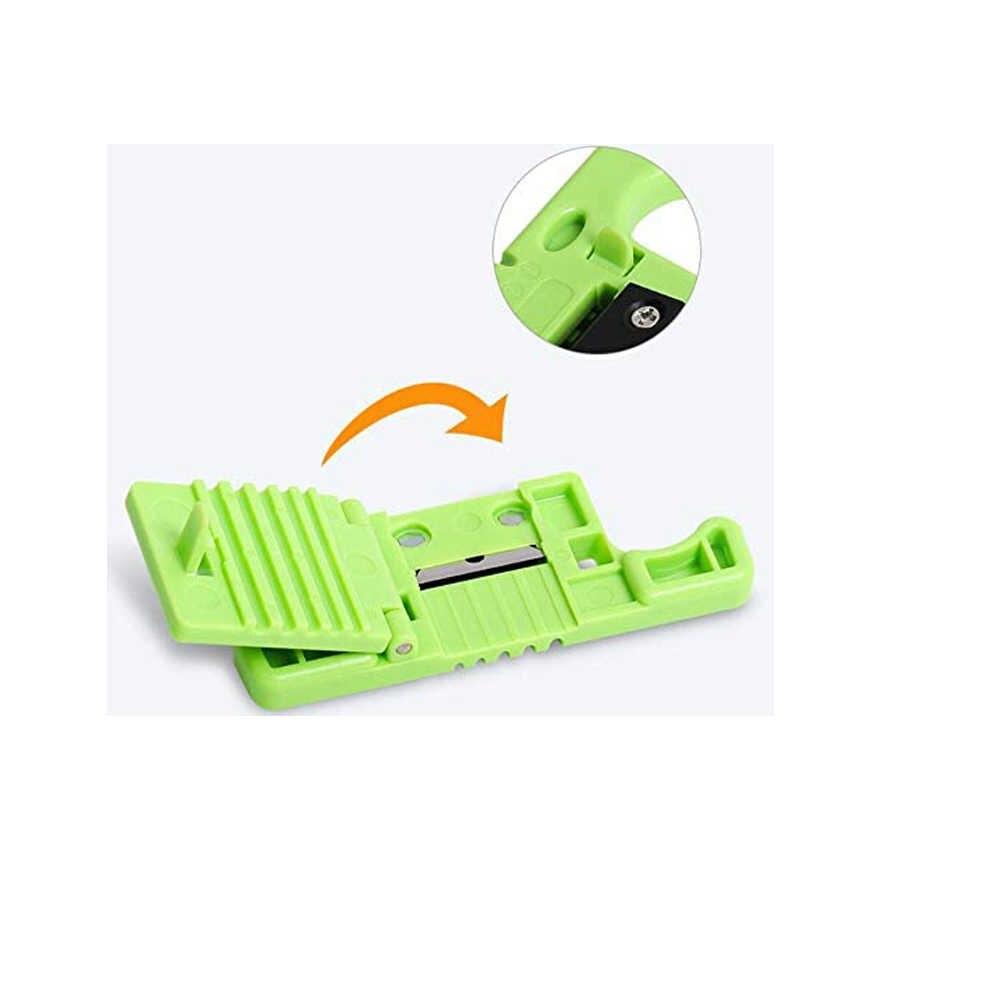 Glasfaser Stripping FTTH 1,9-3mm Zugang Werkzeug MSAT-5 Lose Puffer Rohr Stripper Optic Fiber Cutter
