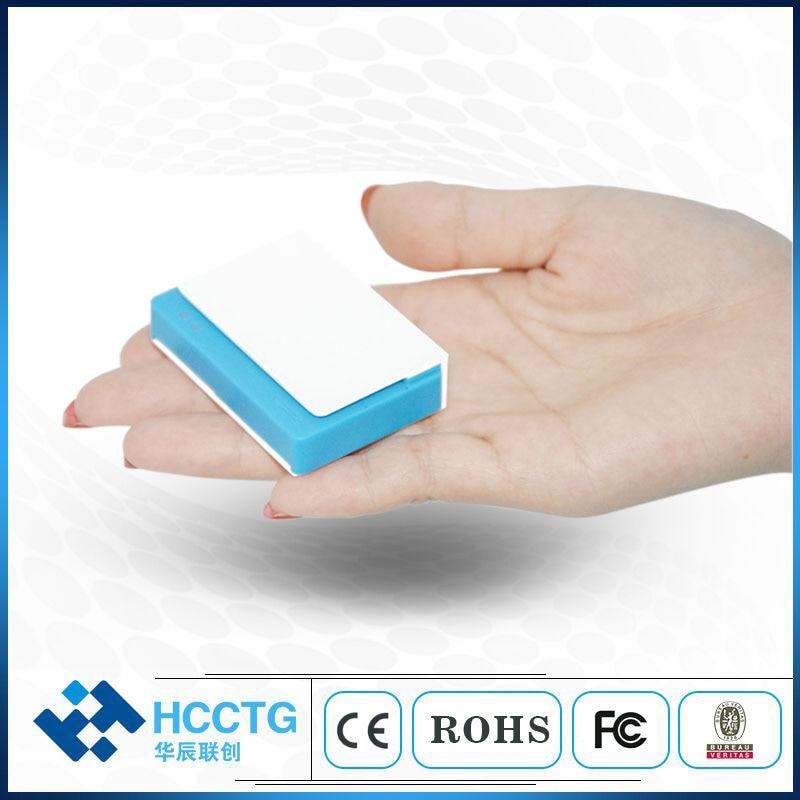 Lecteur de carte de crédit Mobile NFC + IC + MSR tout en un bluetooth lecteur de carte à puce RFID carte magnétique pour android et iOS MPR110 - 5