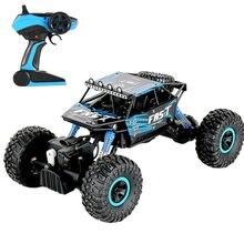 цена на Remote Control Car Climbing Car Drift Stunt Four-wheel Drive Off-road Vehicle Children's Electric Remote Control Toy