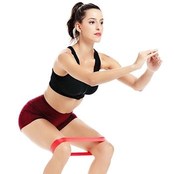 Worthing Gym taśma do fitnessu joga gumowa taśma do ćwiczeń Pilates Sport trening do ćwiczeń elastyczne ćwiczenia treningowe tanie i dobre opinie CN (pochodzenie) Resistance Band