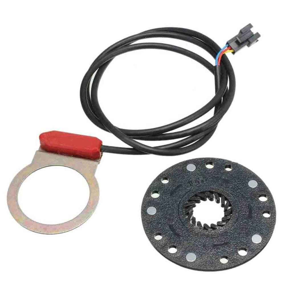 ชุดเปลี่ยนไฟฟ้าพลาสติกจักรยานสกู๊ตเตอร์ Pedal Assistant SENSOR 5 แม่เหล็กใช้งานง่ายและติดตั้ง