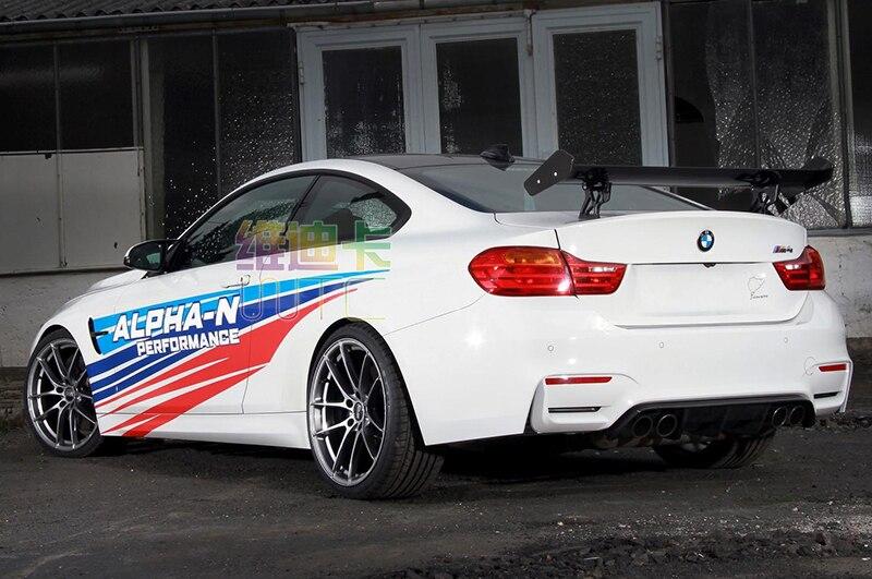 M Racing Rally Sticker Stripes Decal Custom for BMW 1//2//3//4//5 M3M4M5 X1//X3