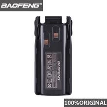 100% Оригинальная батарея Baofeng UV 82 Li Ion 2800 мАч для двухсторонней рации UV8D UV 82, аксессуары Pofung UV82