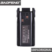 100% Оригинальная батарея baofeng uv 82 li ion 2800 мАч для