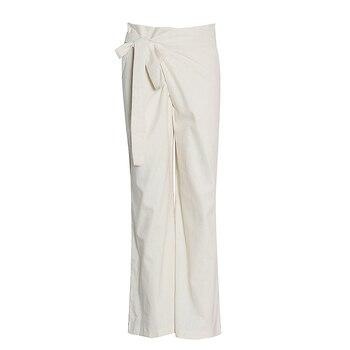 Γυναικείο Παντελόνι μα Ψηλή Μέση Φαρδύ Παντελόνι Γυναικεία Παντελόνια Ρούχα MSOW