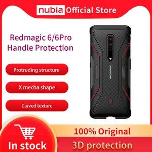 Image 1 - 100% originale Nubia RedMagic 6 Pro maniglia custodia protettiva Controller Joystick custodia da gioco a una mano custodia Nubia Red magic 6
