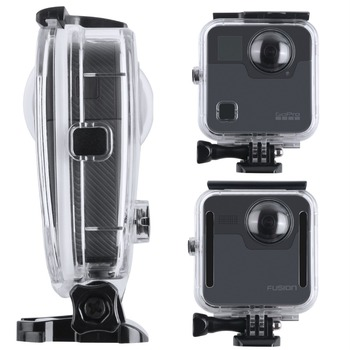 40M Waterproof Housing Case Back Door For Gopro Fusion 360 Camera Underwater Box For Go Pro Fusion Action Camera Accessories 1