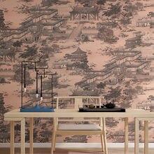 95 м водонепроницаемый китайский стиль qingming shanghe Рисунок