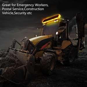 """Image 2 - 22 """"Tot 45.6"""" Auto Led Strobe Flash Waarschuwing Lichtbalk Dak Baken Knippert Emergency Vrachtwagens Bakens Trailer Techniek voertuig"""