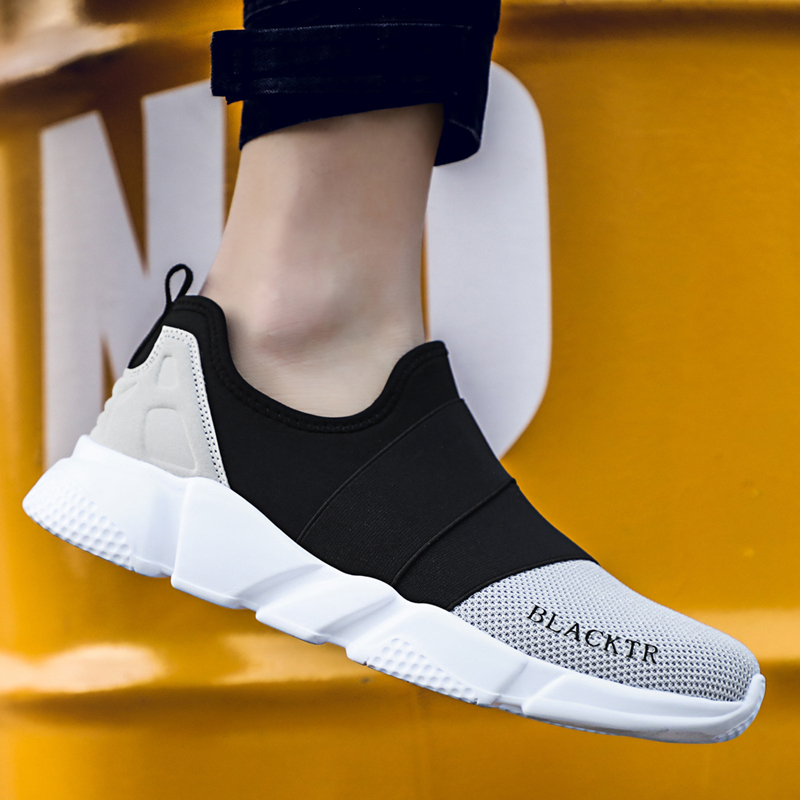 Size 36 46 Unisex Shoes Woman Handmade Womens Shoes Slip On zapatos de mujer Sneakers Gift for Lover Couple sapato femininoWomens Flats   -