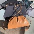 Обувь из натуральной кожи сумки из натуральной кожи женские 2020 деликатная ручная модный кошелек клатч Сумки вечерние кошелек сумка большой...