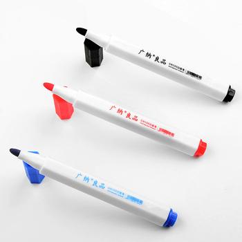 GUANGNA artykuły biurowe markery tablicowe dla dzieci artykuły do szkoły biała tablica filcowe długopisy artykuły szkolne tanie i dobre opinie GN500 Nie dotyczy 12 długopisy box 14*9 5*3 5 red blue black