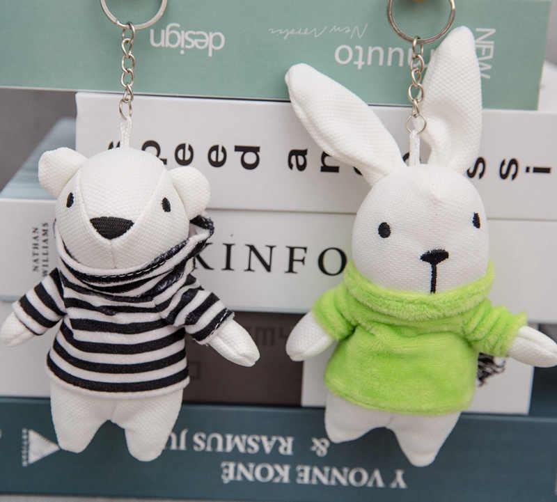 1 Chiếc Tai Thỏ Mini/Gấu Nhồi Bông Sang Trọng Đồ Chơi 15 Cm Dễ ...