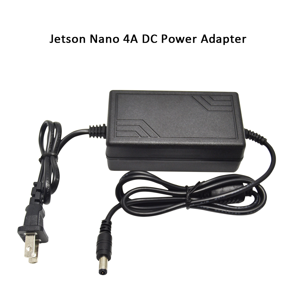 NVIDIA Jetson Nano Dedicated DC Power Adapter 5V4A High Current  Gift Jumper Cap