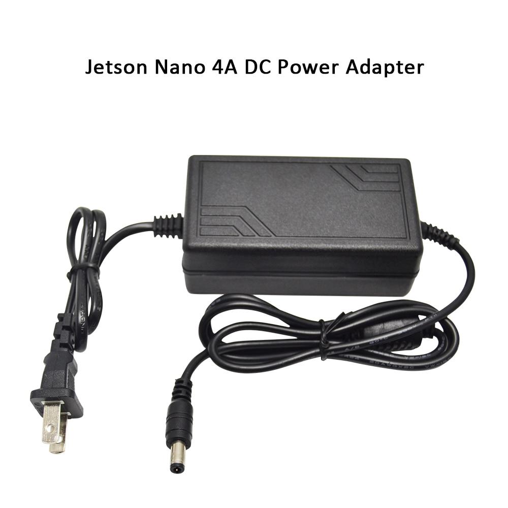 NVIDIA Jetson Nano Dedicated DC Power Adapter 5V4A High Current  Gift Jumper Cap